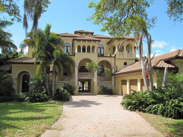 Fifth Third Sells Foreclosed Waterfront Mansion in Sarasota